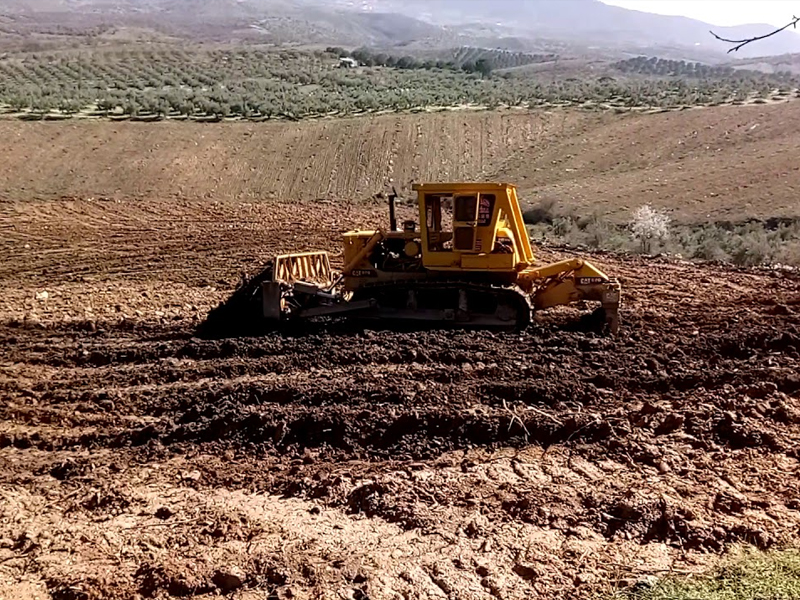 Arazi Düzeltme